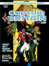 Cover for Captain Britain (Marvel UK, 1985 series) #4