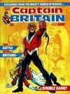Cover for Captain Britain (Marvel UK, 1985 series) #5