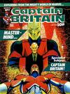 Cover for Captain Britain (Marvel UK, 1985 series) #7