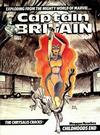 Cover for Captain Britain (Marvel UK, 1985 series) #8