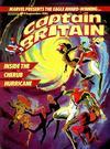 Cover for Captain Britain (Marvel UK, 1985 series) #9