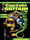 Cover for Captain Britain (Marvel UK, 1985 series) #10
