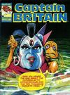 Cover for Captain Britain (Marvel UK, 1985 series) #12