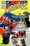 Cover for Captain Confederacy (Marvel, 1991 series) #1