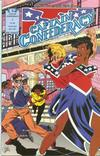 Cover for Captain Confederacy (Marvel, 1991 series) #2