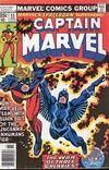 Cover for Captain Marvel (Marvel, 1968 series) #53 [Regular Edition]