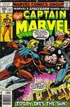 Cover Thumbnail for Captain Marvel (1968 series) #57 [Regular Edition]