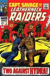 Cover for Capt. Savage and His Leatherneck Raiders (Marvel, 1968 series) #3