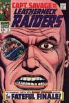 Cover for Capt. Savage and His Leatherneck Raiders (Marvel, 1968 series) #4
