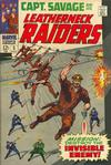Cover for Capt. Savage and His Leatherneck Raiders (Marvel, 1968 series) #5