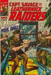 Cover for Capt. Savage and His Leatherneck Raiders (Marvel, 1968 series) #8