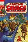 Cover for Capt. Savage and His Leatherneck Raiders (Marvel, 1968 series) #10