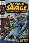 Cover for Capt. Savage and His Leatherneck Raiders (Marvel, 1968 series) #11