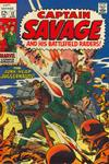 Cover for Capt. Savage and His Leatherneck Raiders (Marvel, 1968 series) #13