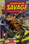 Cover for Capt. Savage and His Leatherneck Raiders (Marvel, 1968 series) #14
