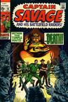 Cover for Capt. Savage and His Leatherneck Raiders (Marvel, 1968 series) #15