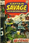 Cover for Capt. Savage and His Leatherneck Raiders (Marvel, 1968 series) #17