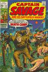 Cover for Capt. Savage and His Leatherneck Raiders (Marvel, 1968 series) #18