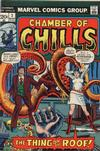 Cover for Chamber of Chills (Marvel, 1972 series) #3