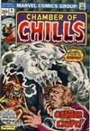 Cover for Chamber of Chills (Marvel, 1972 series) #4