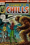 Cover for Chamber of Chills (Marvel, 1972 series) #6