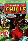 Cover for Chamber of Chills (Marvel, 1972 series) #7