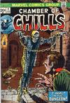 Cover for Chamber of Chills (Marvel, 1972 series) #8