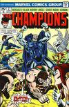 Cover for The Champions (Marvel, 1975 series) #2 [Regular Edition]