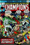 Cover for The Champions (Marvel, 1975 series) #3 [Regular Edition]