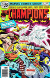 Cover for The Champions (Marvel, 1975 series) #6 [25¢ Cover Price]