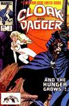 Cover Thumbnail for Cloak and Dagger (1983 series) #3 [Direct Edition]