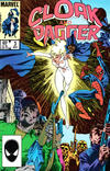 Cover for Cloak and Dagger (Marvel, 1985 series) #3 [Direct Edition]
