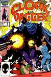 Cover for Cloak and Dagger (Marvel, 1985 series) #8 [Direct Edition]