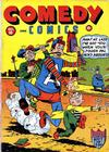 Cover for Comedy Comics (Marvel, 1942 series) #10
