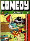 Cover for Comedy Comics (Marvel, 1942 series) #11