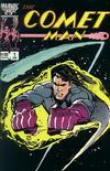 Cover for Comet Man (Marvel, 1987 series) #1