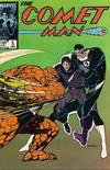Cover for Comet Man (Marvel, 1987 series) #5