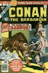 Cover for Conan Annual (Marvel, 1973 series) #4