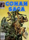 Cover for Conan Saga (Marvel, 1987 series) #17
