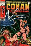 Cover for Conan the Barbarian (Marvel, 1970 series) #4