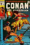 Cover for Conan the Barbarian (Marvel, 1970 series) #5