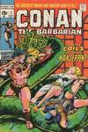 Cover for Conan the Barbarian (Marvel, 1970 series) #7