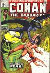 Cover for Conan the Barbarian (Marvel, 1970 series) #9