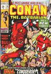Cover for Conan the Barbarian (Marvel, 1970 series) #10