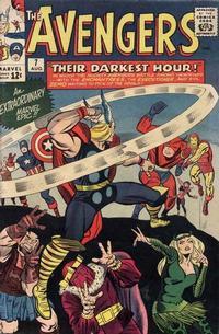 Cover Thumbnail for The Avengers (Marvel, 1963 series) #7 [Regular Edition]