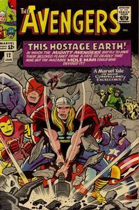 Cover Thumbnail for The Avengers (Marvel, 1963 series) #12