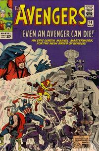 Cover Thumbnail for The Avengers (Marvel, 1963 series) #14
