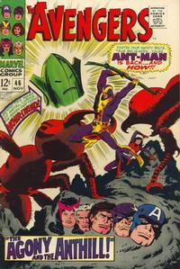 Cover Thumbnail for The Avengers (Marvel, 1963 series) #46