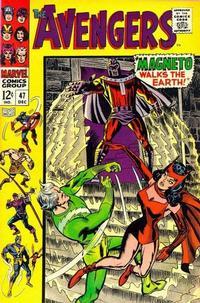 Cover Thumbnail for The Avengers (Marvel, 1963 series) #47