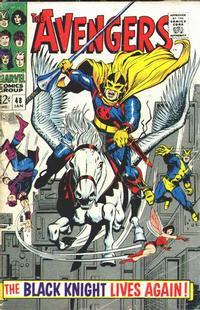 Cover Thumbnail for The Avengers (Marvel, 1963 series) #48
